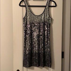 Sequins Express Dress